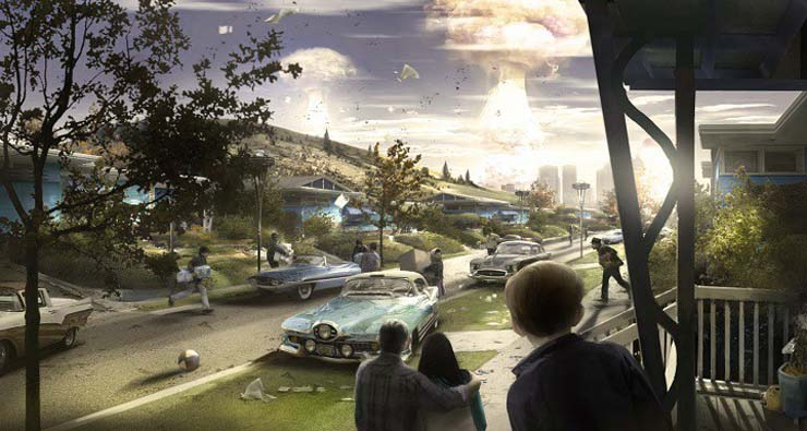 Fix: Fallout 4 Not Launching / Black Screen / Crashing Problem on Windows 10