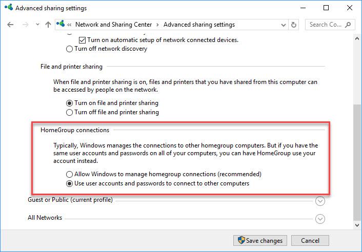Fix Error Code: 0x80070035 The Network Path Was Not Found In Windows 10 - 1