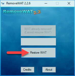 Removewat 2.2.6 For Windows 7/8/10