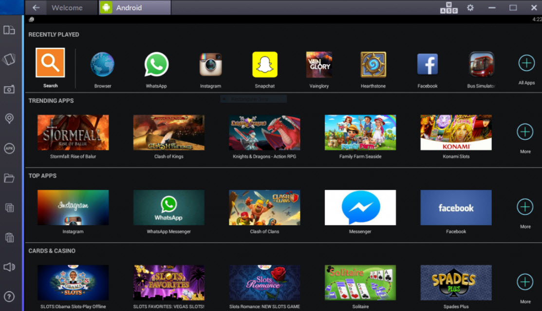 Bluestacks Download For Windows 10/8/7