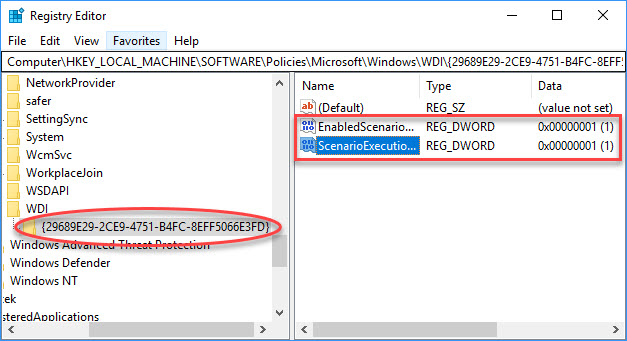 Fix Windows Detected A Hard Disk Problem in Windows 10 - 4