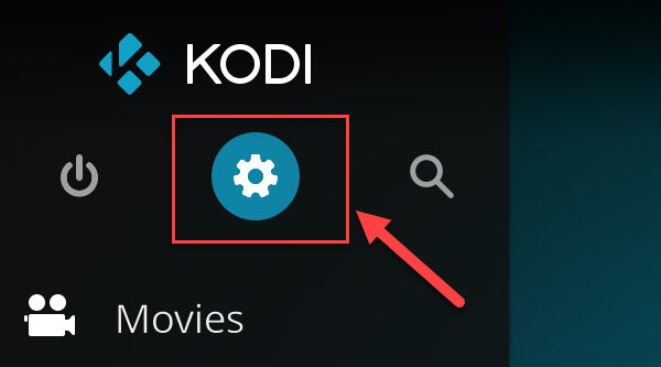 How to install an add-on in Kodi - 1