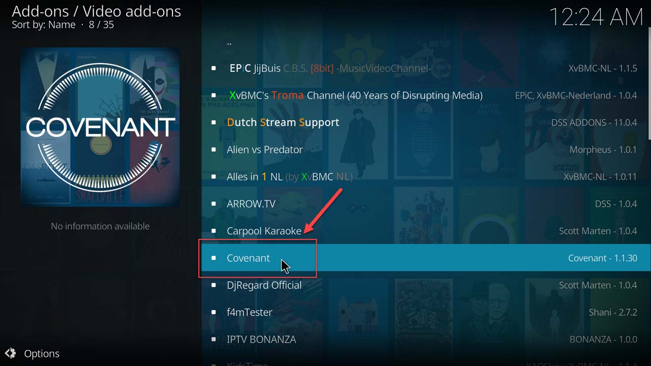How to install an add-on in Kodi - 13