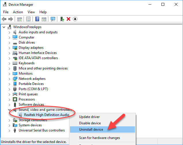 Fix The Audio service is not running on Windows 10 - 1