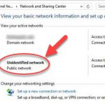 10 Tricks To Fix Unidentified Network Error on Windows 10