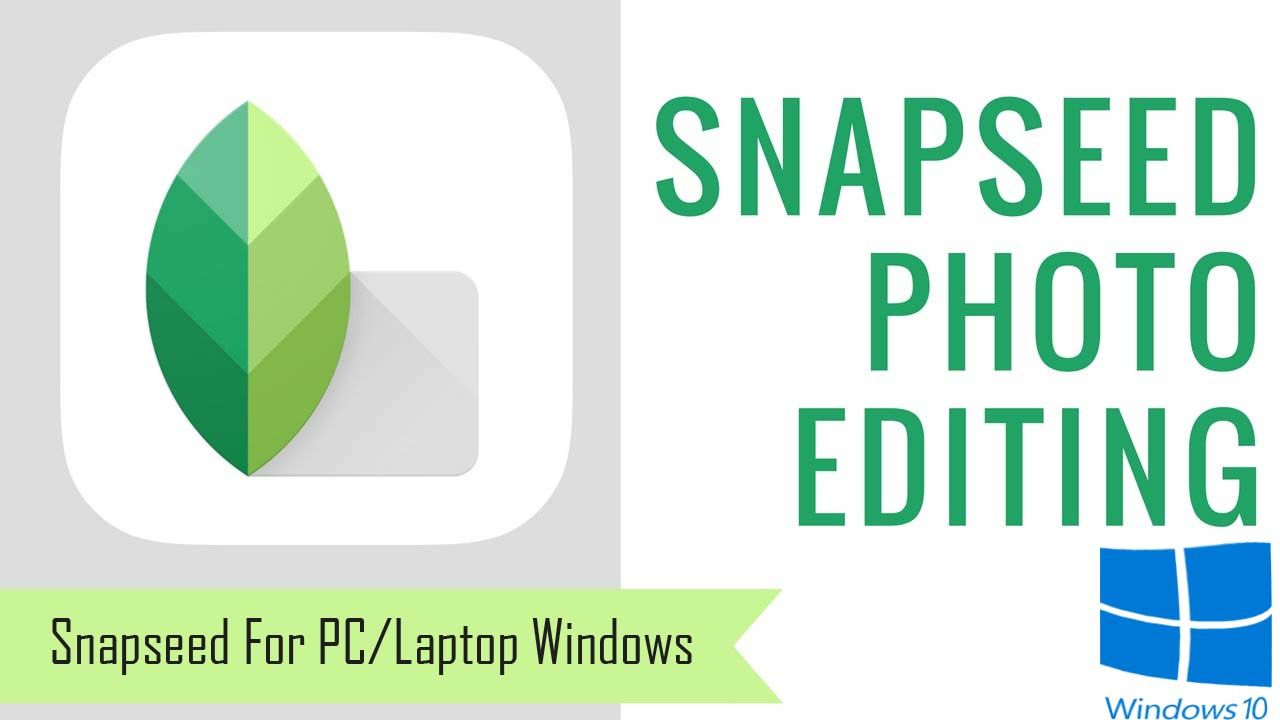 Download Snapseed for PC Windows 10/8/7