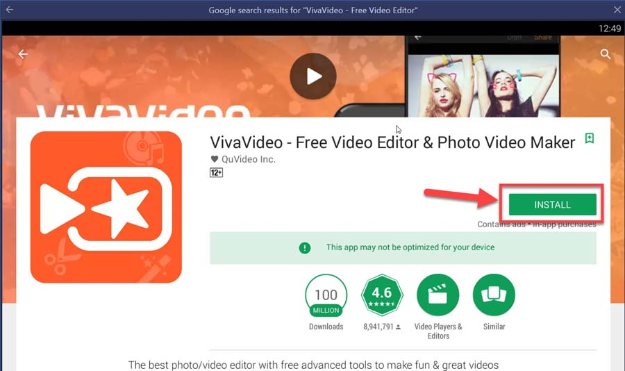 Download Viva Video for PC on Windows 10/8/7