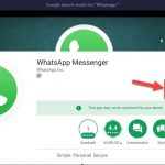 Download Whatsapp For PC/Laptop Windows 10/8/7 For Free