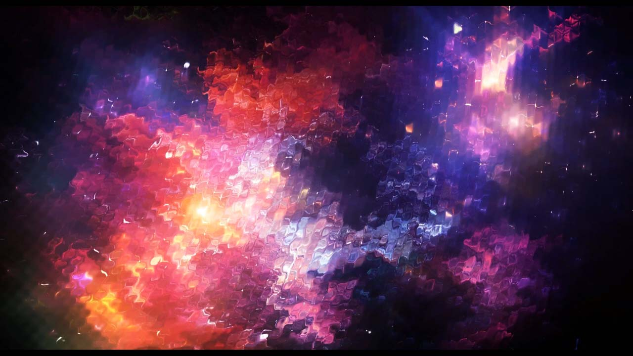 Abstract Spectrum Live Wallpaper