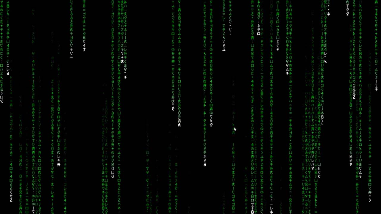 Matrix Live Wallpaper Windows 10