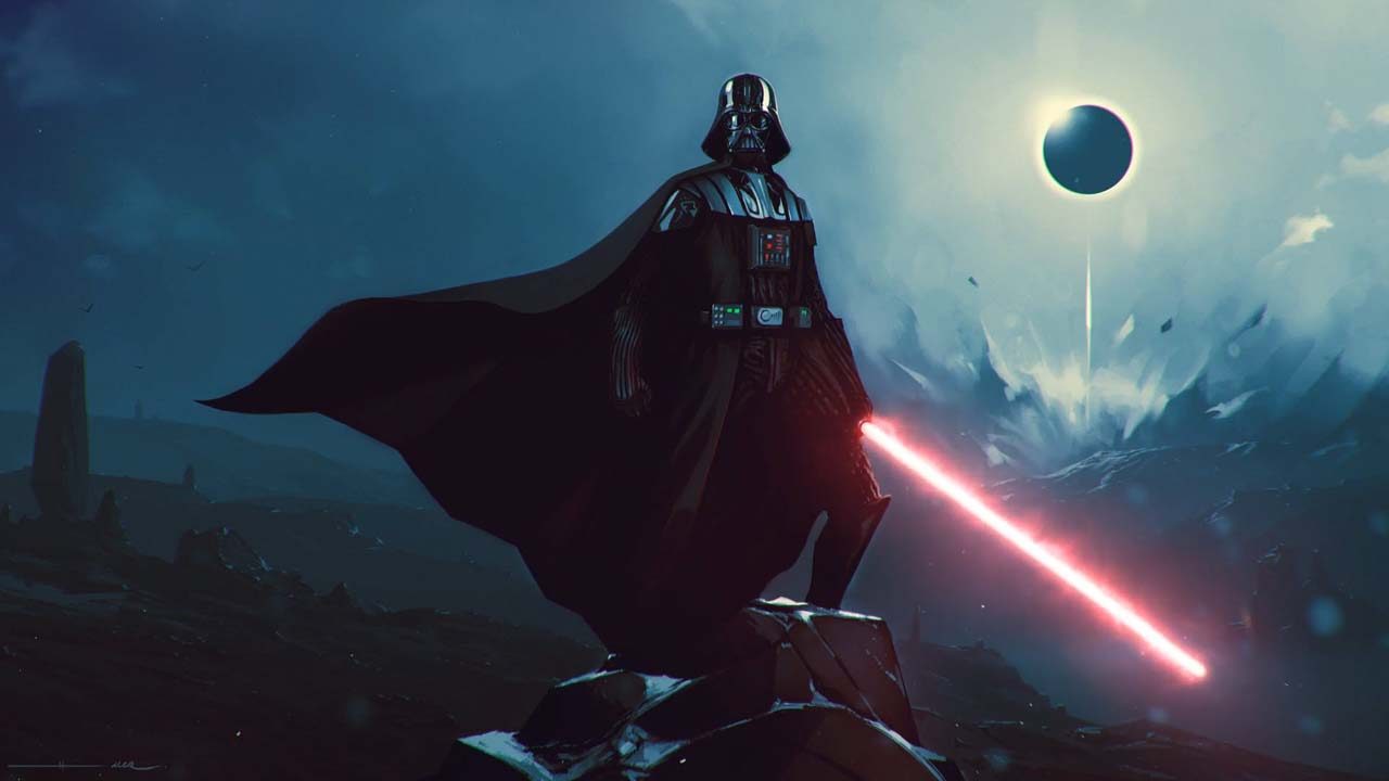 Star Wars Darth Vader Live Wallpaper Windows 10