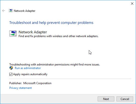 Fix Windows 10 Can't Connect To This Network