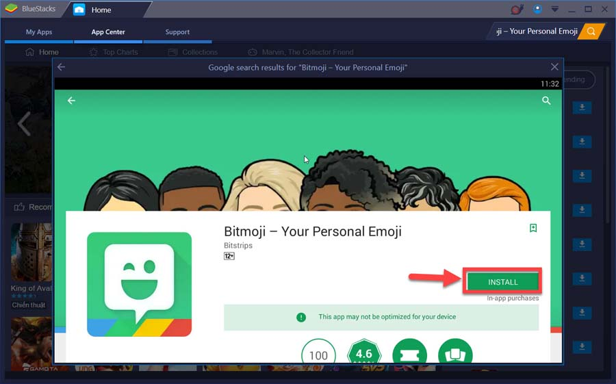 Install Bitmoji Your Personal Emoji on PC