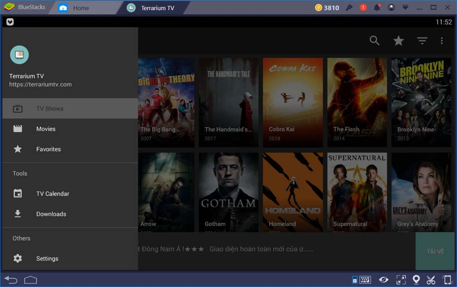 Terrarium TV For PC