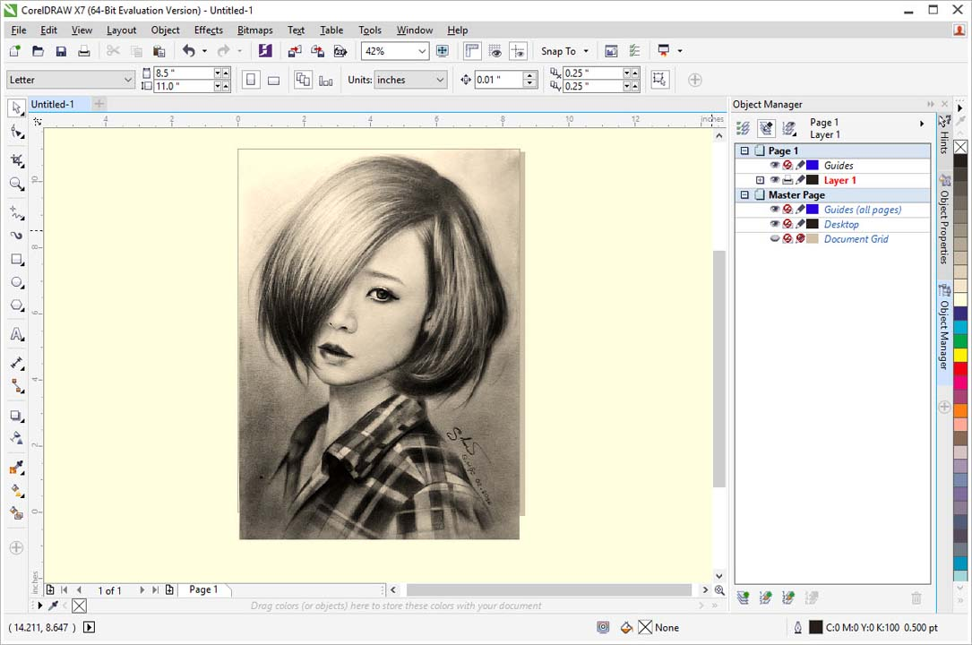 corel draw x7 download