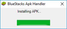 Installing Using an APK File