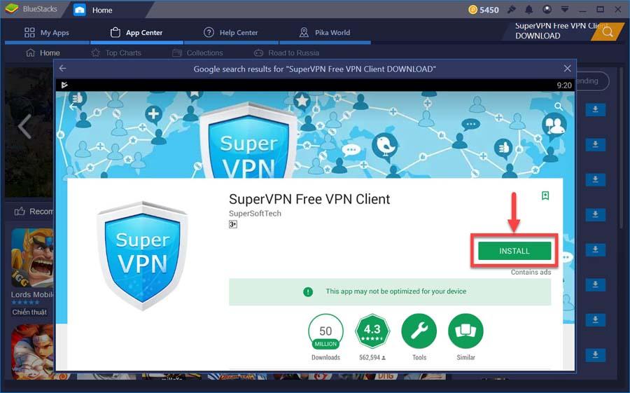 Tcp vpn app download
