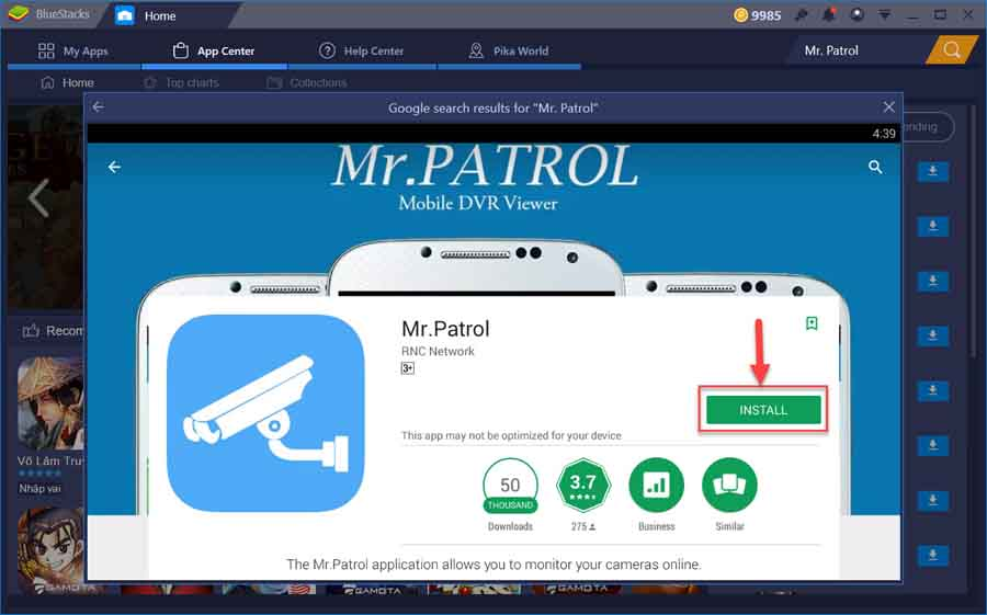 Download Mr. Patrol For PC