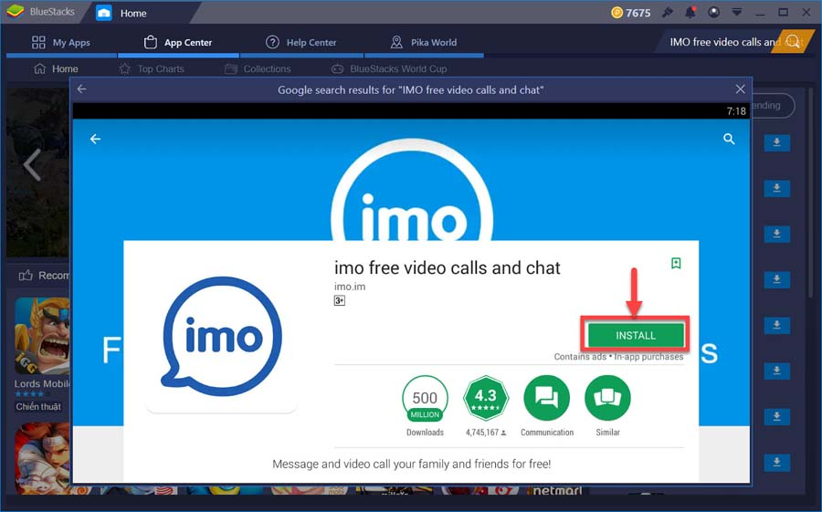 imo free video calls and chat download for windows 10