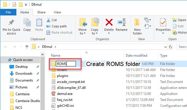 DEmul Emulator For PC (Windows 10/8/7) Free Download