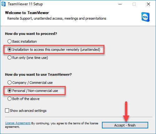 TeamViewer 11 Free Download For Windows 10/8/7 - Windows 10