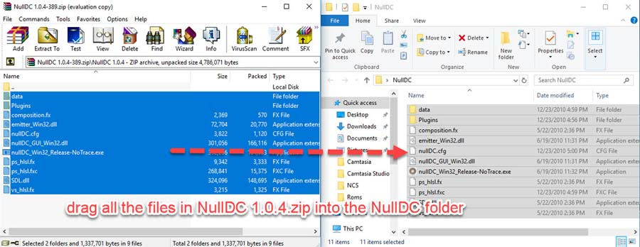 NullDC Dreamcast Emulator For Windows 10/8/7 Free Download - Windows
