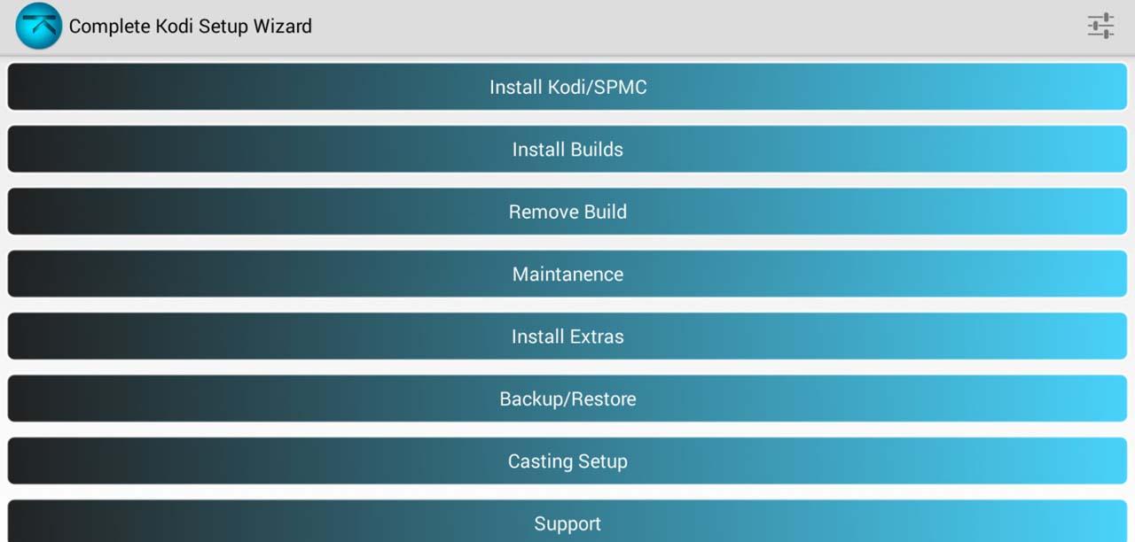 Complete Kodi Setup Wizard For Windows