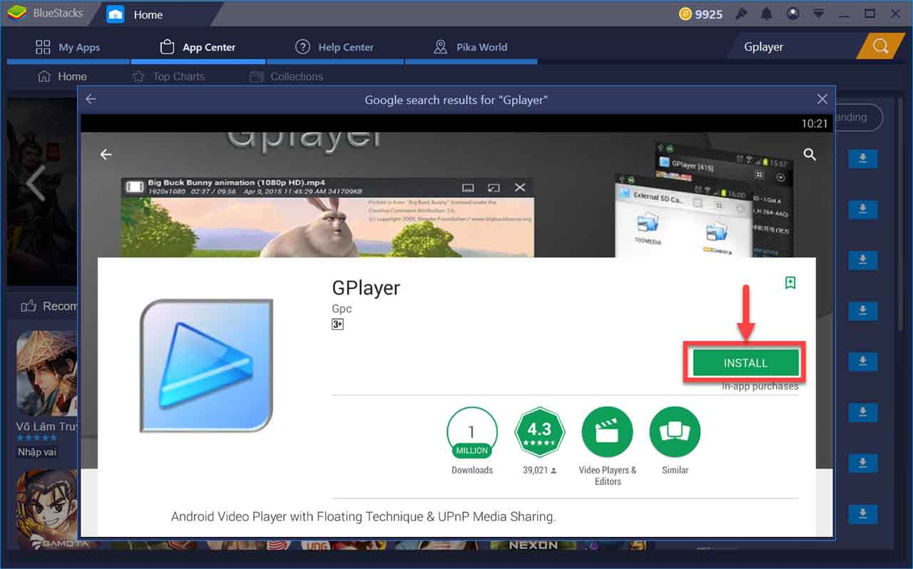Download GPlayer For Mac OS and Windows