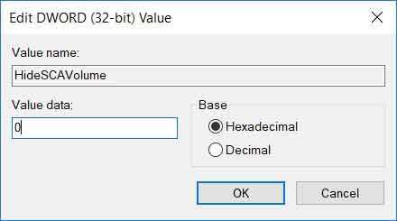 Fix: Volume Icon Missing In Windows 10 - 2