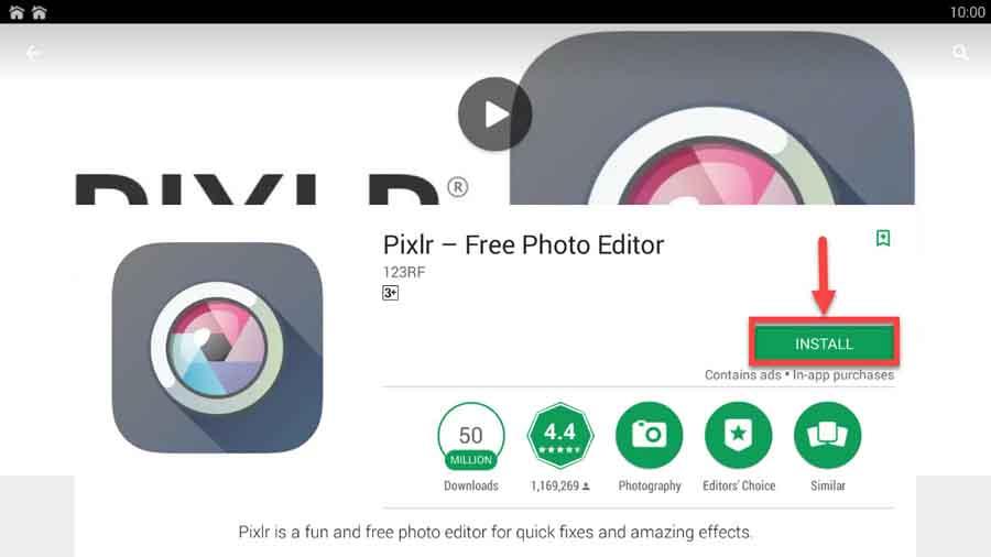 pixlr free download for mac