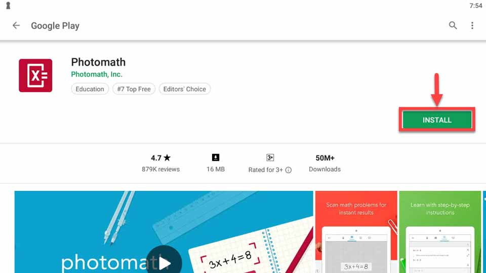 Download and Install Photomath For PC (Windows and Mac OS)