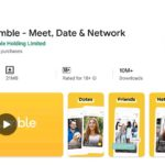 Bumble For PC/Laptop (Windows 10/8/7 and Mac OS) Free Download
