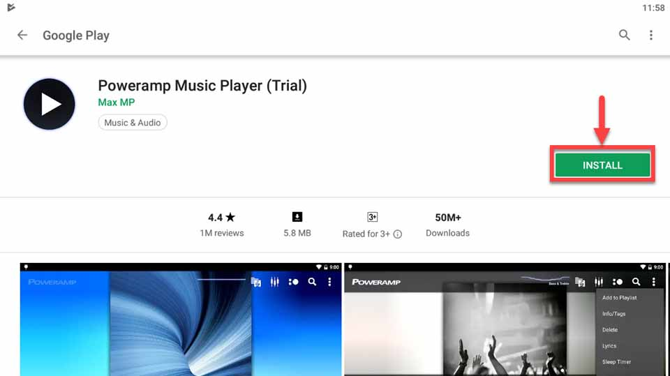 Download and Install Poweramp Music Player For PC (Windows and Mac OS)