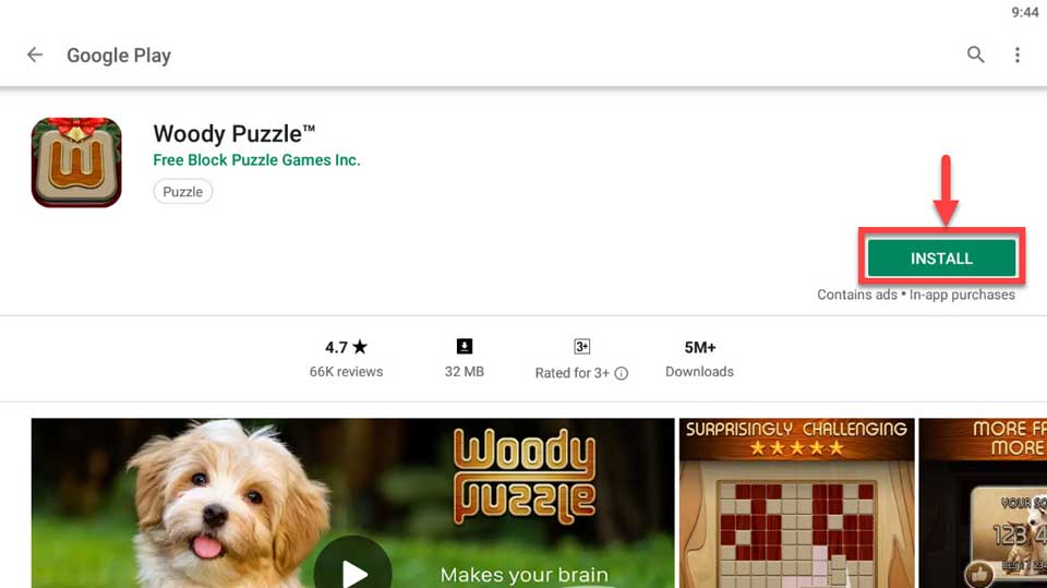 Download and Install Woody Puzzle For PC (Windows and Mac OS)