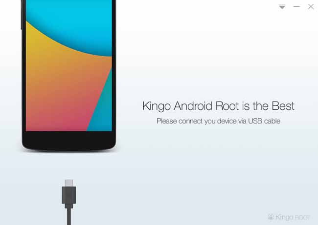 Kingo Root For PC version download