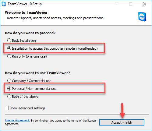 TeamViewer 10 Free Download For Windows 10/8/7 - Windows 10