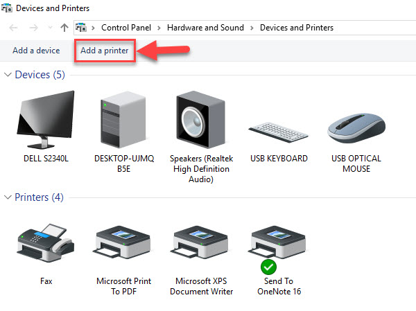FIX: Microsoft Print to PDF not working on Windows 10 - 5
