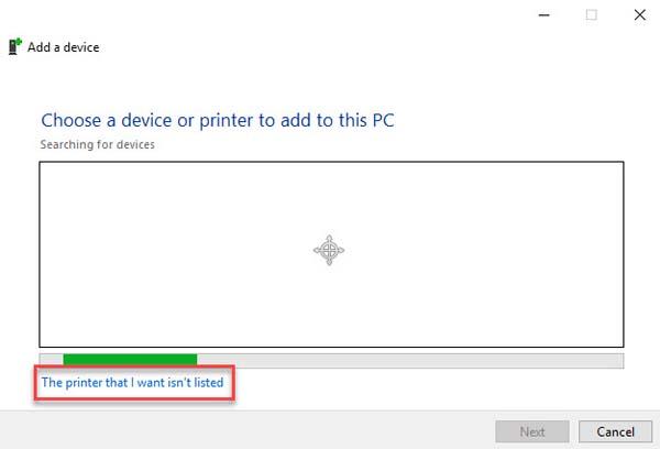 FIX: Microsoft Print to PDF not working on Windows 10 - 6
