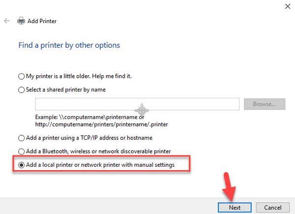 FIX: Microsoft Print to PDF not working on Windows 10 - 7