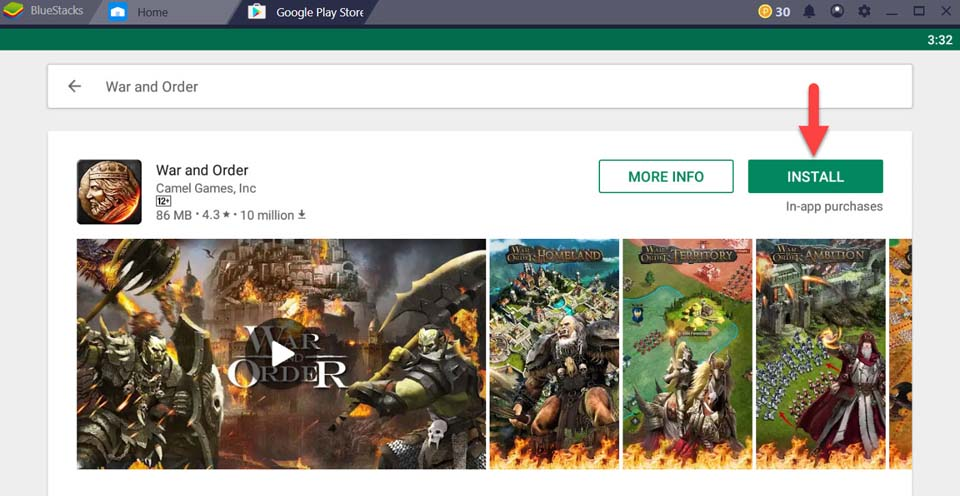 Download and Install War and Order For PC (Windows 10/8/7 and Mac)