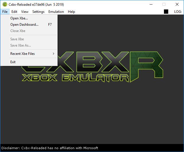 Download CXBX-Reloaded Emulator For Windows 10/8/7 For Free
