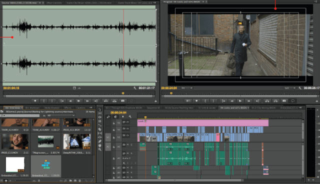 Adobe Premiere Pro CC - Video Editing Software For Windows 10