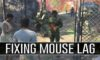 Fallout 4 Mouse Lag FIX