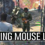 Fallout 4 Mouse Lag FIX