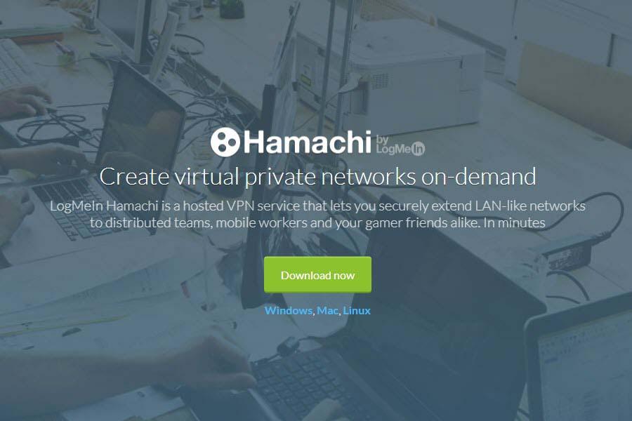 Fix Hamachi Tunnel Problem in Windows 10