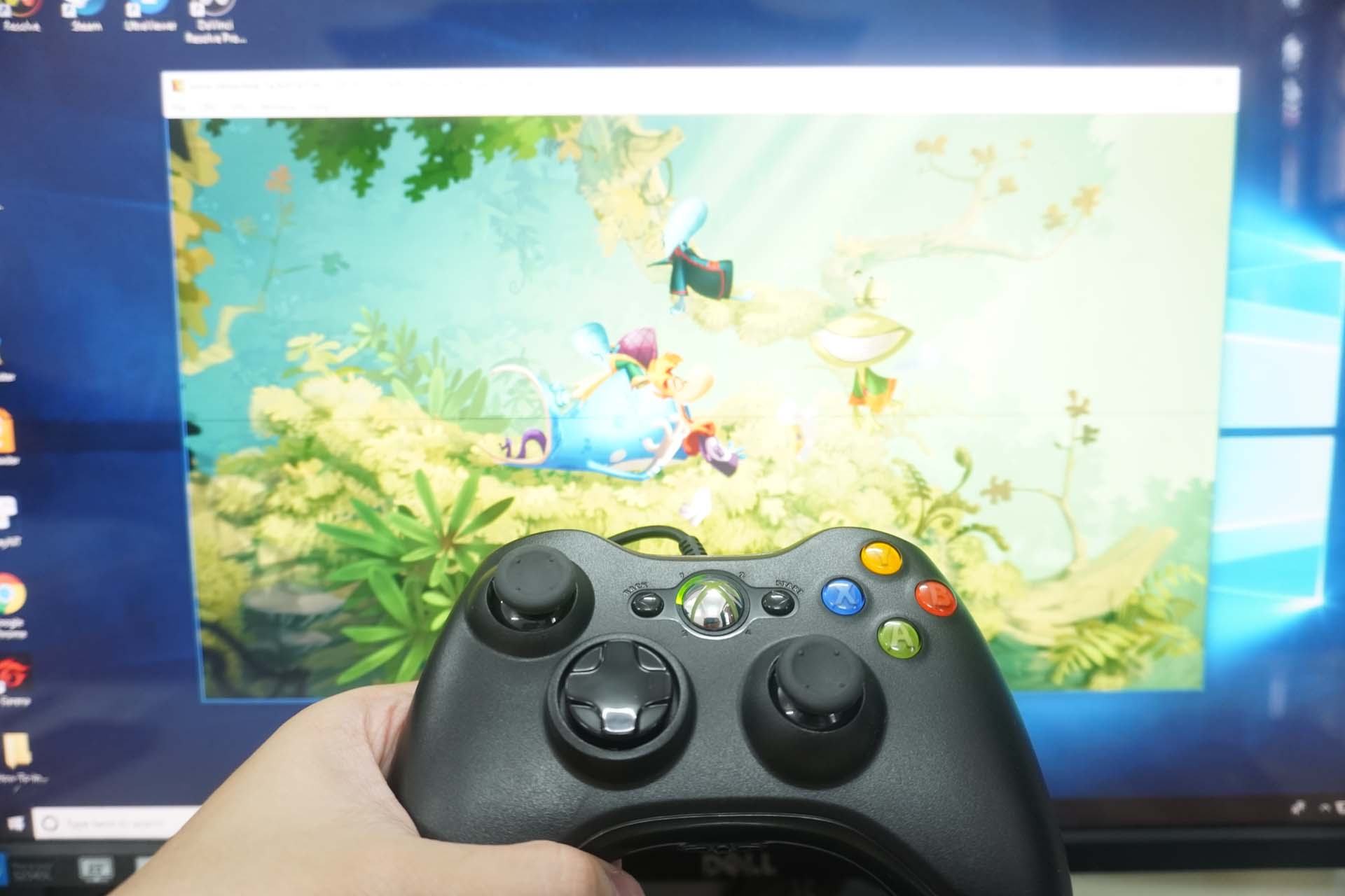 How To Connect An Xbox 360 Wired Controller To Windows 10 PC