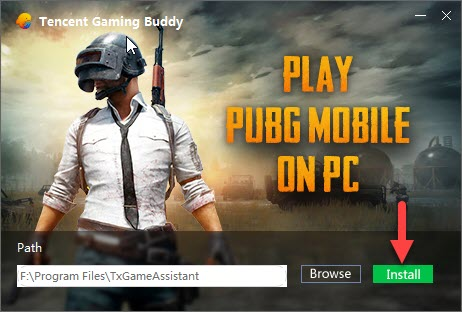 How to Download And Install Tencent Gaming Buddy Android Emulator on PC (Windows 10/8/7) - 1