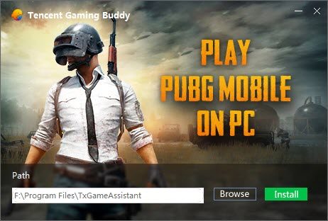 How To Play PUBG Mobile on PC With Tencent Gaming Buddy - 1