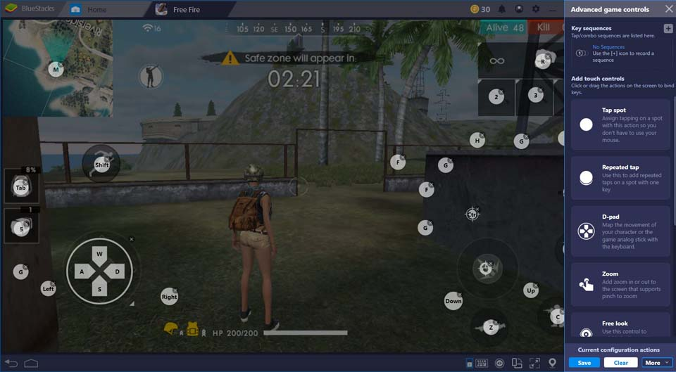 Play Garena Free Fire on PC - 4
