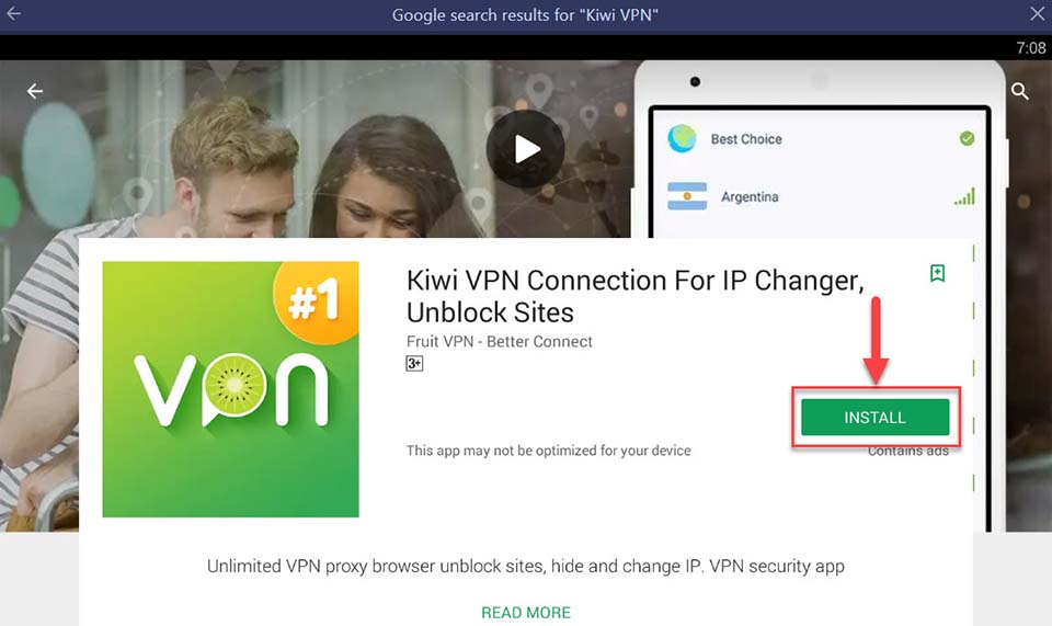 Kiwi VPN For PC (Windows 10/8/7 and Mac) Free Download - Windows 10